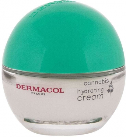 Dermacol Cannabis Hydrating Cream Day Cream 50ml (For All Ages)