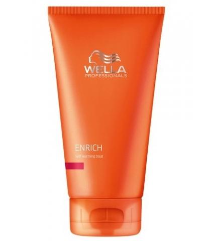 Wella Enrich Self Warming Treat 150ml