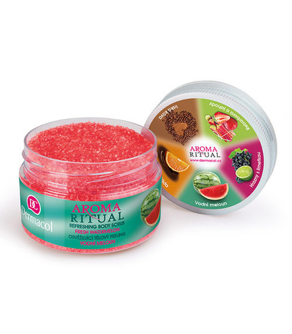 Dermacol Aroma Ritual Body Scrub Fresh Watermelon 200gr