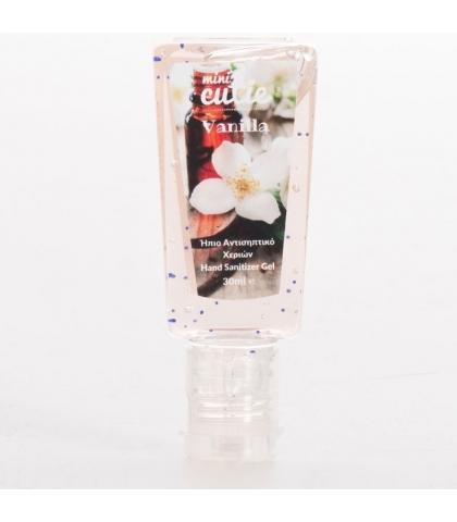 Mini Cutie Vanilla Ήπιο Αντισηπτικό Χεριών 30ml