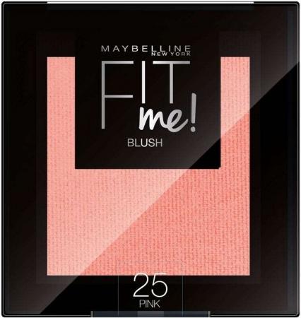 Maybelline Fit Me! Blush 25 Pink 5gr