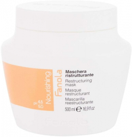 Fanola Nourishing Hair Mask 500ml (Dry Hair)