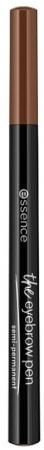 L´oréal Paris Infallible Gel Crayon Waterproof Eyeliner Eye Pencil 003 Browny Crush 1,2gr (Waterproof)