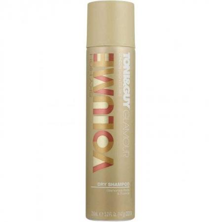Toni&guy Glamour Sky High Volume Dry Shampoo 250ml