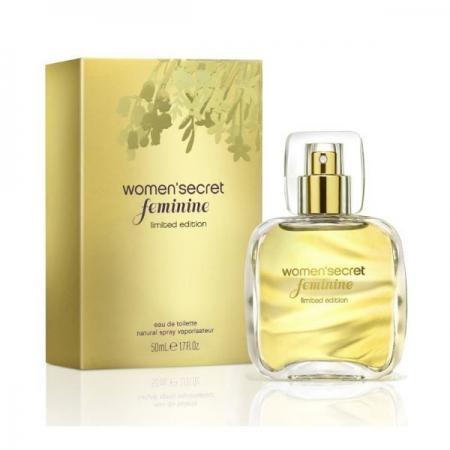 Womens'secret Feminine Limited Edition Eau De Toilette 50ml