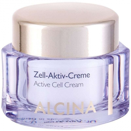 Alcina Effective Care Active Cell Day Cream 50ml (Wrinkles - Mature Skin)