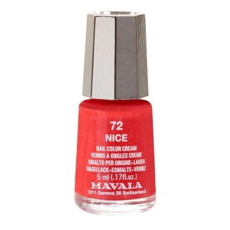 Mavala Mini Color Cream Nail Polish 72 Nice 5ml