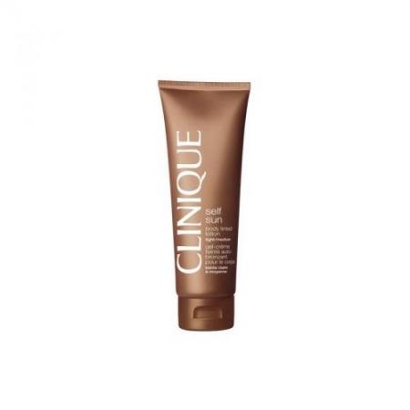 Clinique Self Sun Self Tanning Product 125ml Light/medium