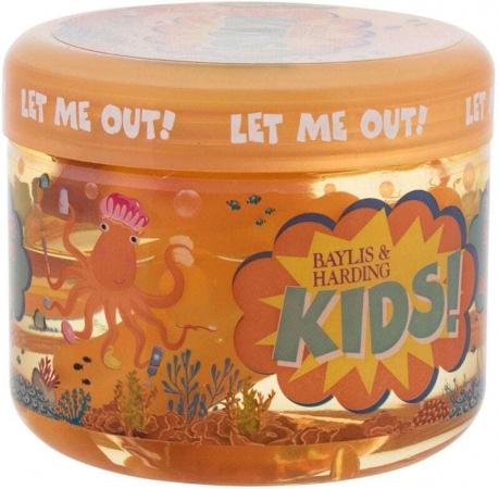 Baylis & Harding Kids! Foaming Bath Goo Octopus Bath Foam 200ml
