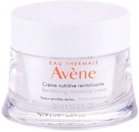 Avene Sensitive Skin Revitalizing Nourishing Day Cream 50ml (For All Ages)