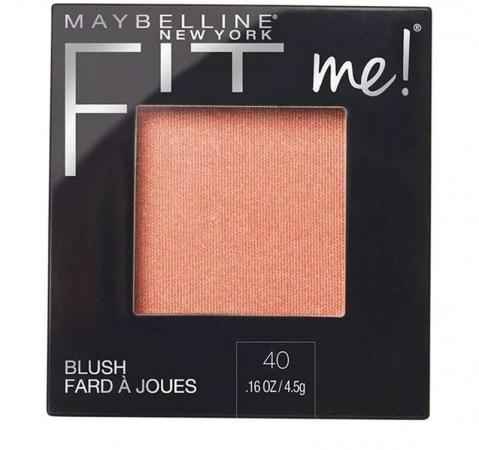 Maybelline Fit Me! Blush 40 Peach 5gr