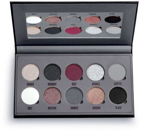 Makeup Obsession Black Is The New Black Eye Shadow 13gr