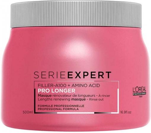 L´oréal Professionnel Série Expert Pro Longer Hair Mask 500ml (Weak Hair - Split Ends - All Hair Types)