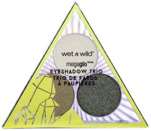 Wet N Wild Mega Glo Eyeshadow Palette Jade 3,5gr 038