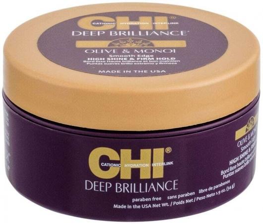 Farouk Systems CHI Deep Brilliance Smooth Edge Hair Gel 54gr (Light Fixation)