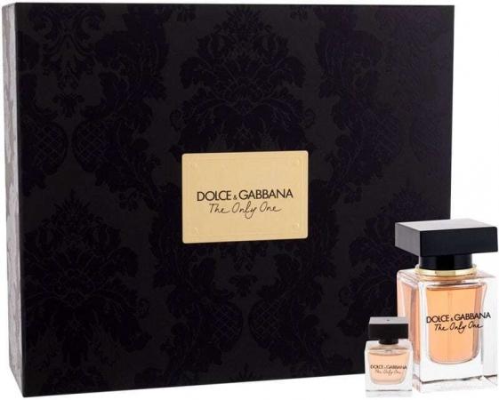 Dolce&gabbana The Only One Eau de Parfum 50ml Combo: Edp 50 Ml + Edp 7,5 Ml