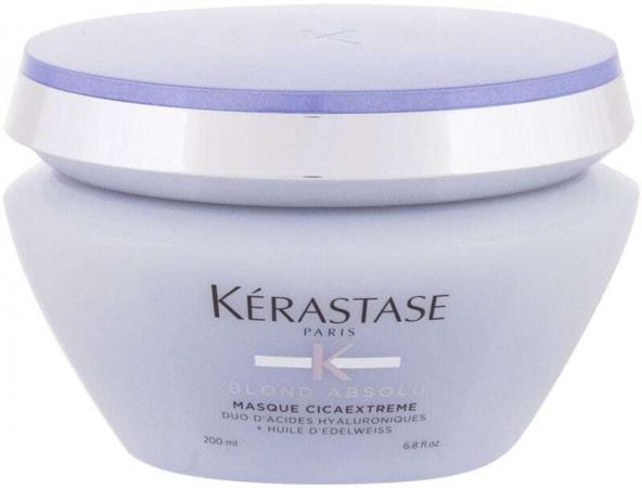 Kérastase Blond Absolu Masque Cicaextreme Hair Mask 200ml (Colored Hair - Blonde Hair)