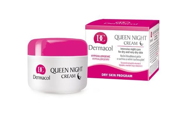 Dermacol Queen Night Cream 50ml