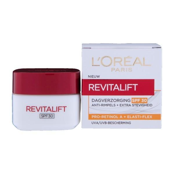 Loreal Paris Revitalift Day Cream SPF30 50ml Anti-Wrinkle