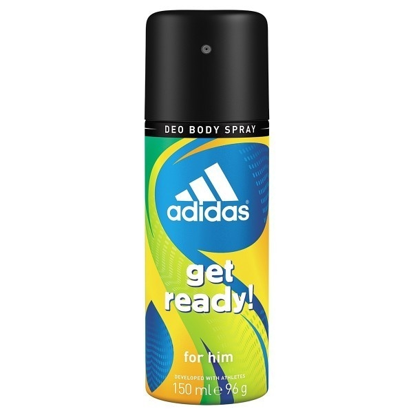 ADIDAS Get Ready For Him DEO 150ml