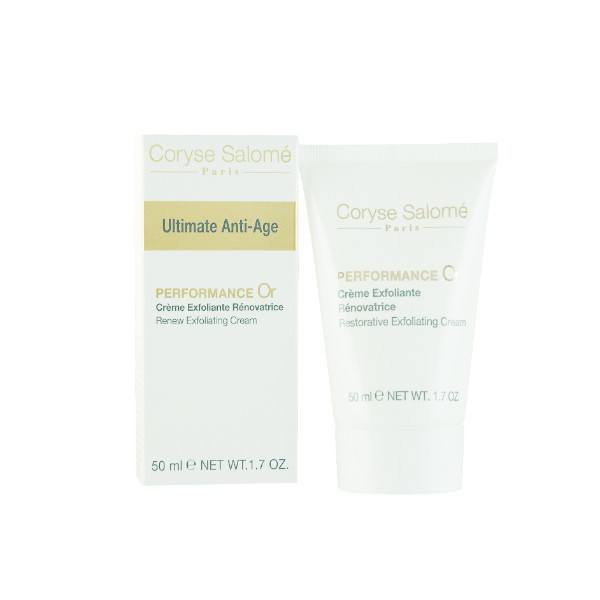 Coryse Salome Ultimate Anti-Age Performance Or Renew Exfoliating Cream 50ml