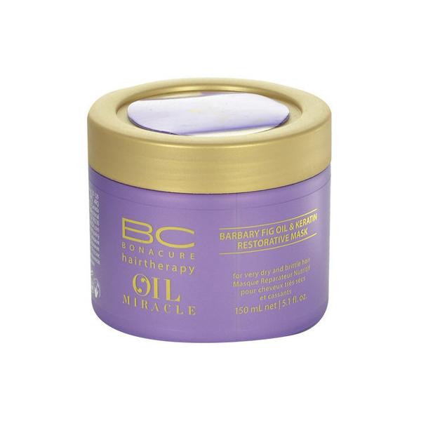 Schwarzkopf BC Bonacure Oil Miracle Barbary Figr & Keratin Mask 150L