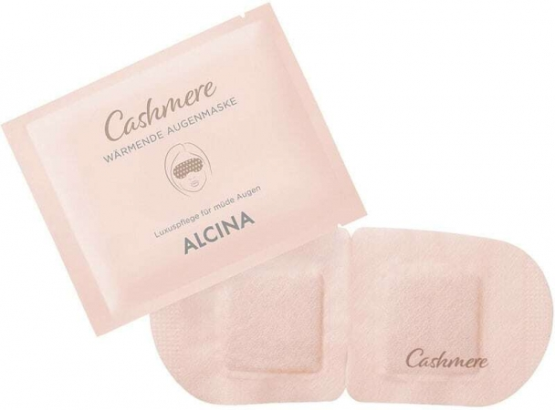 Alcina Cashmere Warming Eye Mask Eye Mask 1pc (For All Ages)
