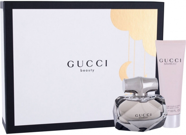 Gucci Gucci Bamboo Eau de Parfum 50ml Combo: Edp 50 Ml + Body Lotion 50 Ml