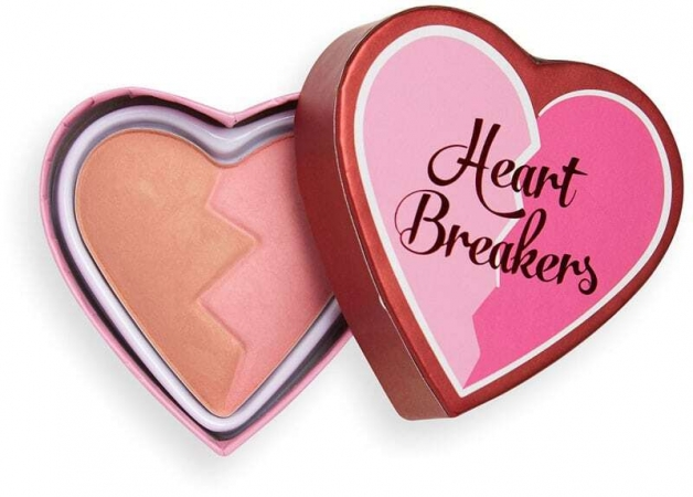 I Heart Revolution Heartbreakers Matte Blush Blush Creative 10gr