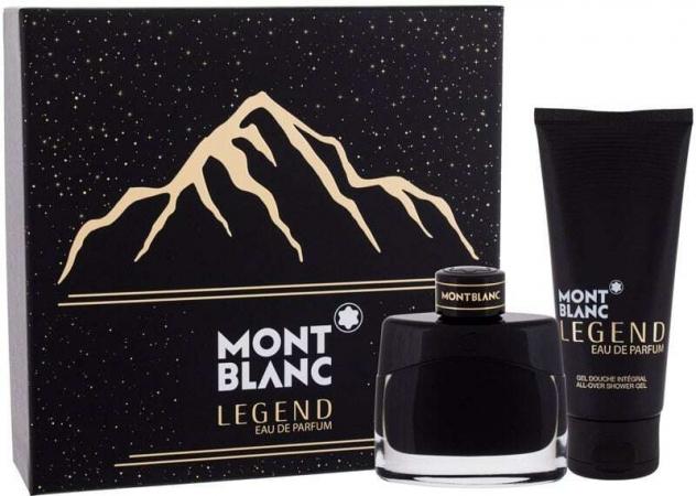 Montblanc Legend Eau de Parfum 50ml Combo: Edp 50 Ml + Shower Gel 100 Ml