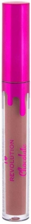 I Heart Revolution Chocolate Lip Gloss Salted Caramel 3,2ml