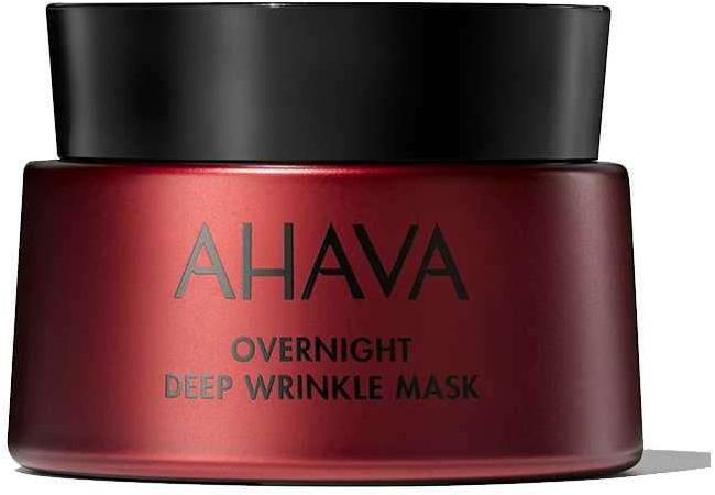 Ahava Apple Of Sodom Overnight Deep Wrinkle Mask Face Mask 50ml (First Wrinkles)