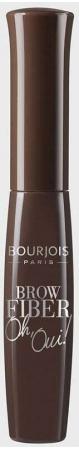 Bourjois Paris Brow Fiber Oh, Oui! Eyebrow Mascara 003 Brown 6,8ml