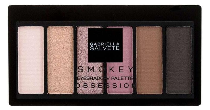 Gabriella Salvete Smokey Eye Shadow Obsession 10gr