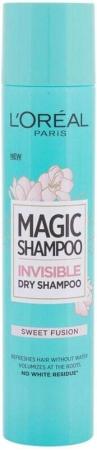 L´oréal Paris Magic Shampoo Sweet Fusion Dry Shampoo 200ml (Oily Hair - All Hair Types)