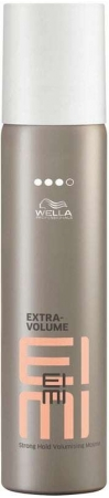 Wella Professionals Eimi Extra Volume Hair Mousse 75ml (Strong Fixation)